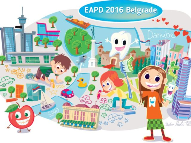 13th Congress of EAPD 2016 – Belgrade